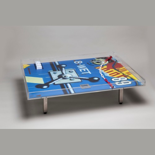 Klasen table WET 500x500